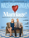 December 2012 Washingtonian cover